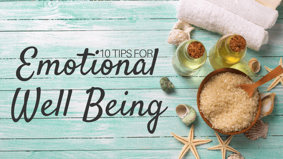 emotional well being