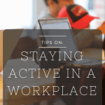 active in a workplace