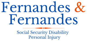 Fernandes & Fernandes, logo, social security disability, personal injury law